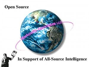 OSINT Support to All-Source