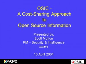 2004 Cost Sharing