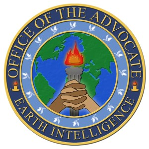 Earth Intelligence Network Seal