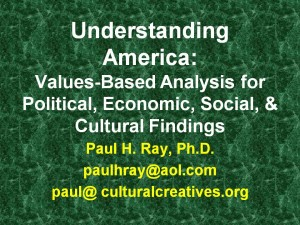 Paul Ray on Values