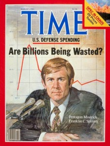 TIME Cover Chuck Spinney
