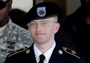 Private First Class Bradley Manning, USA Click on Image to Enlarge