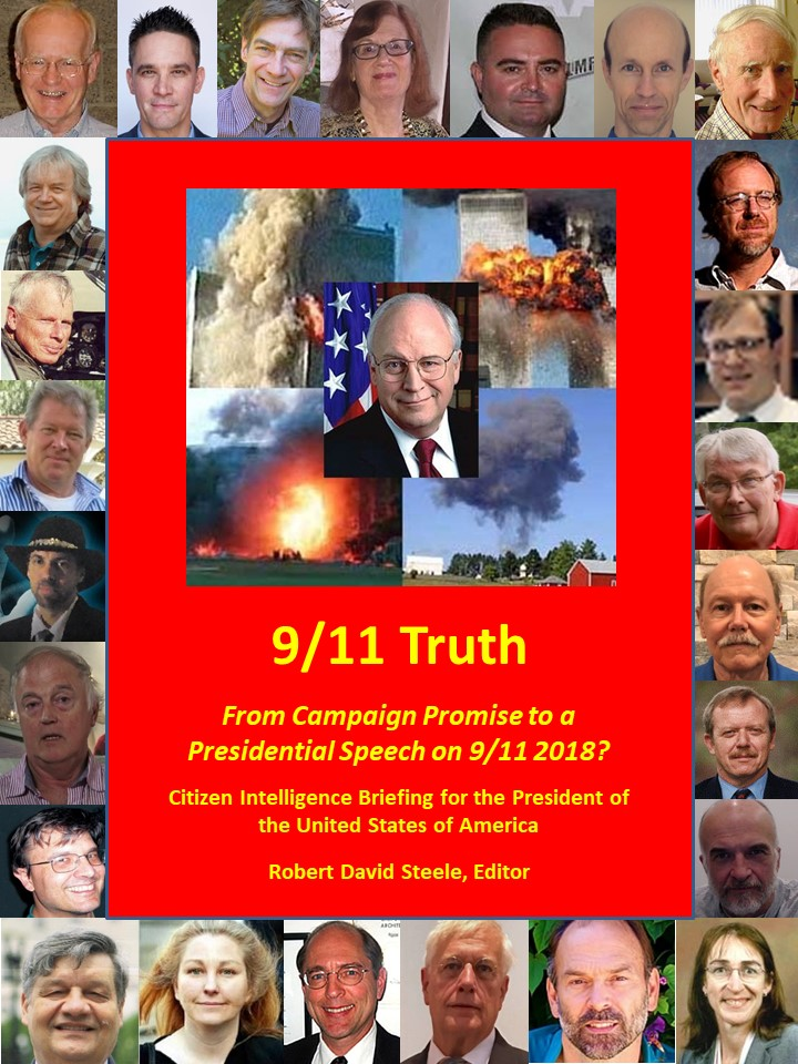 Memoranda for the President on 9/11: Time for the Truth